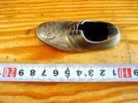 Старовинна бронзова попільничка, фото №5