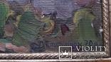 """С.Степанюк """"Гончарная башня Каменец-Подольск"""", 1970р., 58,5х38,5 см, фото №4"""