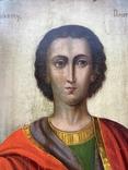 Икона Святой Пантелеймон Целитель, фото №3