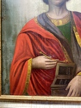 Икона Святой Пантелеймон Целитель, фото №9