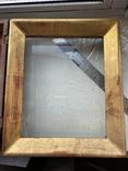 Икона Вседержитель в бронзовом окладе, серебрение, золочение, фото №8