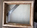 Икона Вседержитель в бронзовом окладе, серебрение, золочение, фото №9