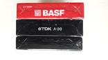 Аудио кассеты новые ТDK , BASF , Konika, фото №4