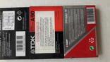 Аудио кассеты новые ТDK , BASF , Konika, фото №7