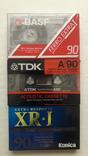 Аудио кассеты новые ТDK , BASF , Konika, фото №11