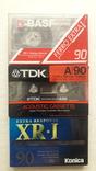 Аудио кассеты новые ТDK , BASF , Konika, фото №12