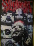 Баннер Slipknot 146х98 см, фото №3