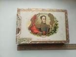 Коробка от сигар BOLIVAR Куба, фото №2