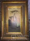 Картина «Дерево у моря», фото №3