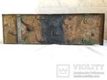 Сложносоставная бронзовая композиция «Пахарь», фото №11