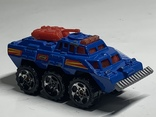 Matchbox Battering Ram 1993 6 Wheeled Vehicle, фото №2