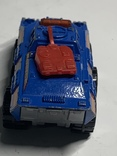 Matchbox Battering Ram 1993 6 Wheeled Vehicle, фото №5