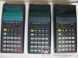 "Калькуляторы ""Электроника МК-61(2 шт.); МК-54(1 шт.), фото №2"