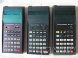 "Калькуляторы ""Электроника МК-61(2 шт.); МК-54(1 шт.), фото №13"
