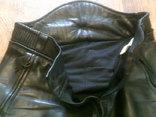 Защитные кожаные штаны, фото №7