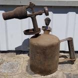 Паяльная лампа, фото №3