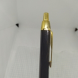 Ручка  шариковая Parker. Гравировка тризуба, фото №7