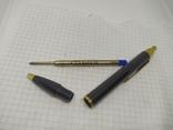 Ручка  шариковая Parker. Гравировка тризуба, фото №10