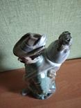 Охотник с собакой бутылка., фото №6