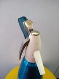Сифон для газированной воды ссср со знаком качества, фото №6