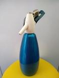 Сифон для газированной воды ссср со знаком качества, фото №2