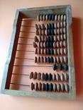 Счёты деревянные, фото №3