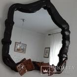 Зеркало настенное в керамической раме, фото №8