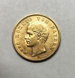 20 марок 1905 года. Бавария. aUNC., фото №3