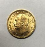 20 марок 1913 года. Баден. UNC., фото №3