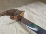 Нож старый, фото №7
