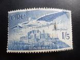 Авиация. Ирландия. 1965 г. Авиапочта. гаш, фото №2