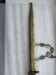 Штык нож  3 рейх копия,реплика, фото №6