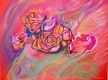 Розовое настроение а4, фото №2