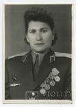 Высоцкая А. А., подполковник авиации, ветеран ВОВ с наградами., фото №2
