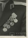 Высоцкая А. А., подполковник авиации, ветеран ВОВ с наградами., фото №3