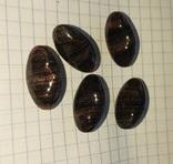 Лот пуговиц времен СССР 2 набора (5 и 8 шт.), фото №5