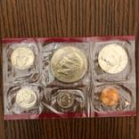 Набір  монет США за 1978р., фото №2