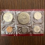 Набір  монет США за 1978р., фото №3