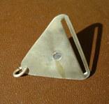Копия колодки на медаль ТО., фото №2