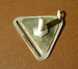 Копия колодки на медаль ТО., фото №4