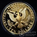 10 долларов США 1984г.Олимпиада., фото №6