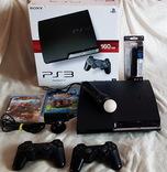 Playstation 3 PS3 500Gb Комплект Все рабочее, фото №2