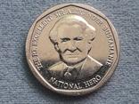 Ямайка 1 доллар 2012 года, фото №2