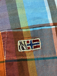 Рубашка - Napapijri - размер XXL, фото №6