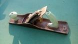Полуфуганок рубанок 380 мм советский стальной, фото №2