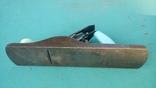 Полуфуганок рубанок 380 мм советский стальной, фото №6