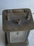 Часы каретные старинные, фото №4