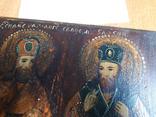 Икона святых Харлампия и Власия, фото №5
