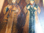 Икона святых Харлампия и Власия, фото №6