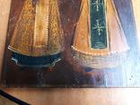 Икона святых Харлампия и Власия, фото №7
